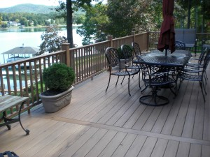 Deck Resurfacing and Composite Rails